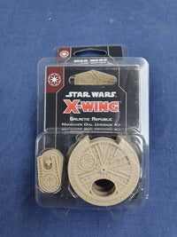 Star Wars X-Wing Galactic Republic Maneuver Dial Upgrade Kit