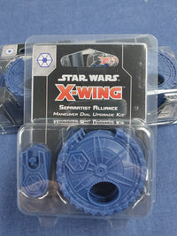 Star Wars X-Wing Separatist Alliance Maneuver Dial Upgrade Kit