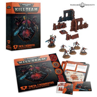 KILL TEAM: THETA-7 AQUISITUS Adeptus Mechanicus Starter Set