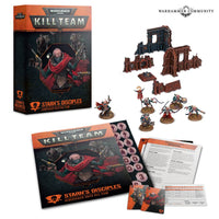 KILL TEAM: STARN'S DISCIPLES Genestealer Cults Starter Set