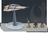 Star Wars: Legion: T-47 Airspeeder Unit Expansion