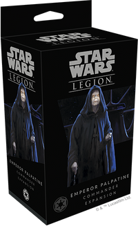 Star Wars: Legion: Emperor Palpatine Commander Expansion