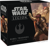 Star Wars: Legion: Rebel Troopers Unit