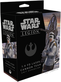Star Wars: Legion: E-Web Heavy Blaster Team Unit Expansion