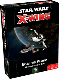 Star Wars X-Wing: Scum & Villiany Conversion kit