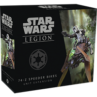 Star Wars: Legion: 74-Z Speeder Bikes Unit