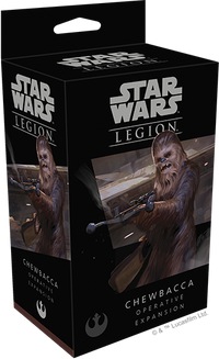 Star Wars: Legion: Chewbacca Operative Expansion