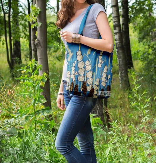 Meadow Sky Tote Bag
