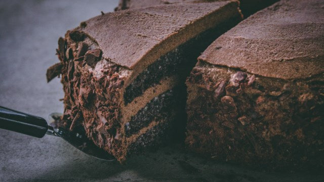 Perfect Chocolate Sponge Cake - Grain Free, Dairy Free