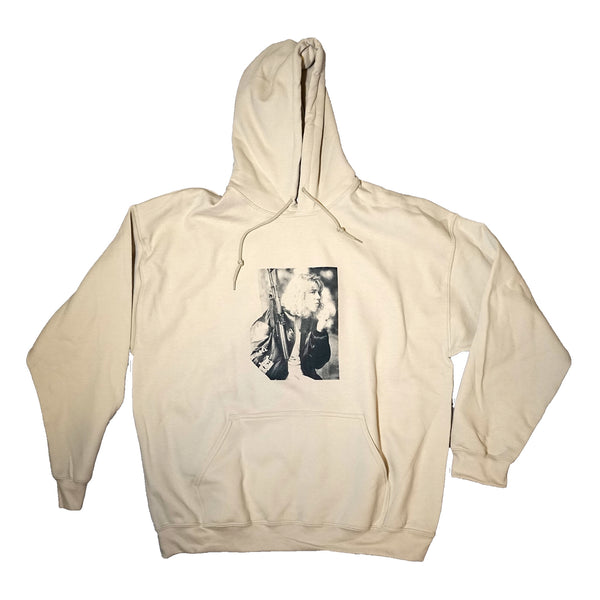 Donna Hooded Sweatshirt