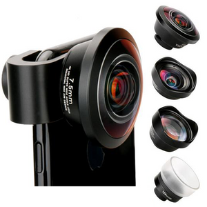 SharpShot 4-in-1 Lens Kit