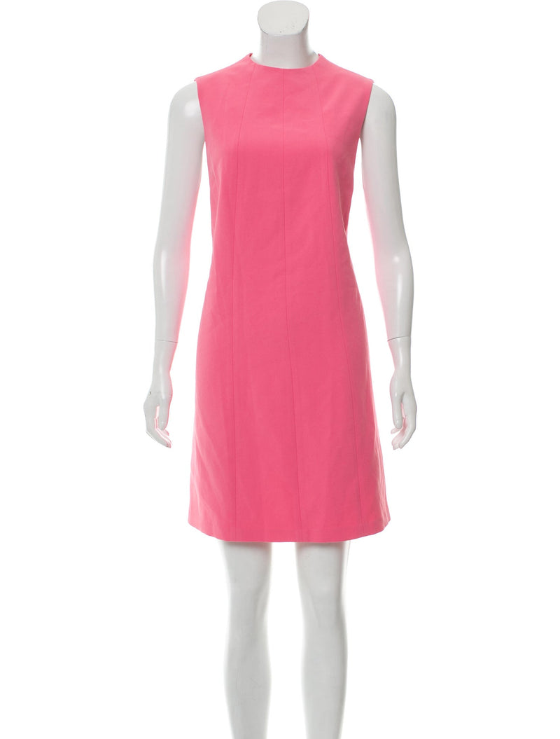 Alice + Olivia Bubblegum Mini Shift Dress
