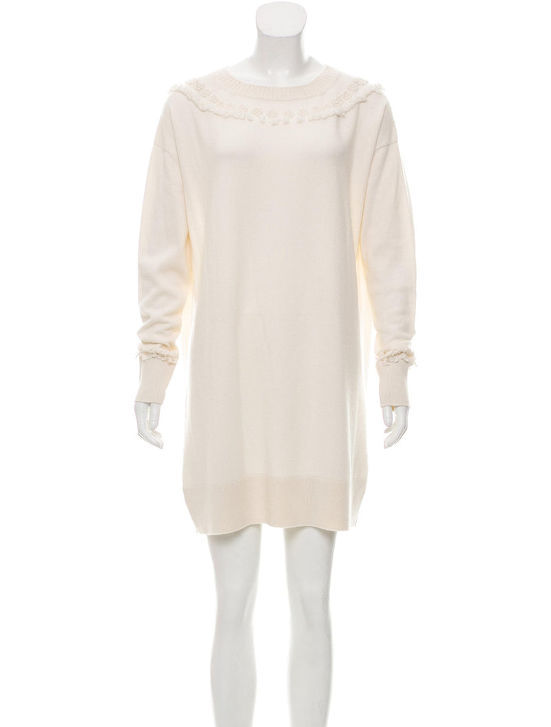 Barrie Cashmere Sweater Dress