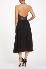 Dress the Population 'Tatiana' Ballerina Dress