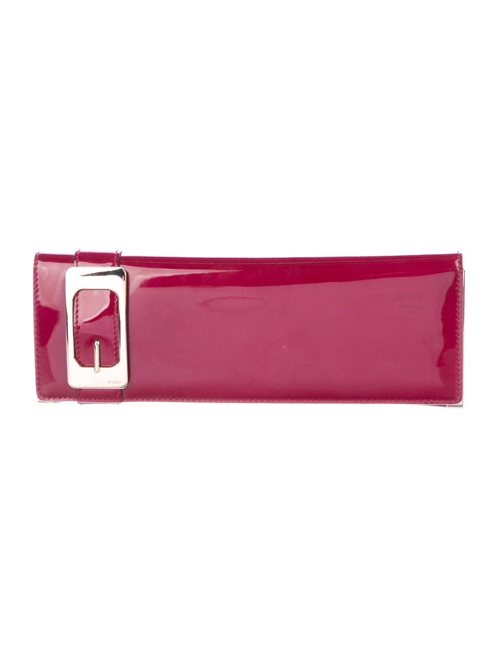Gucci Romy Buckle Clutch