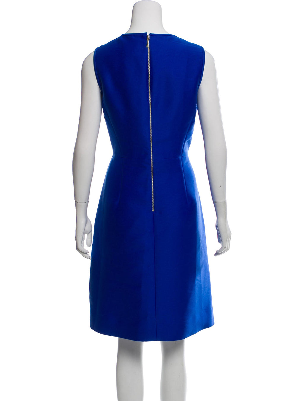 Kate Spade New York Split Neck A-line Dress