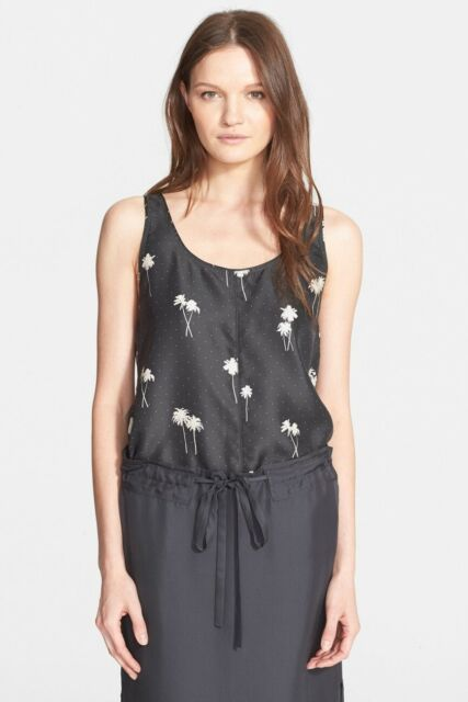 Rag & Bone 'Nathalie' Silk Top