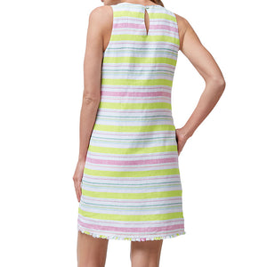 Tommy Bahama 'Tulum' Stripe Shift Dress