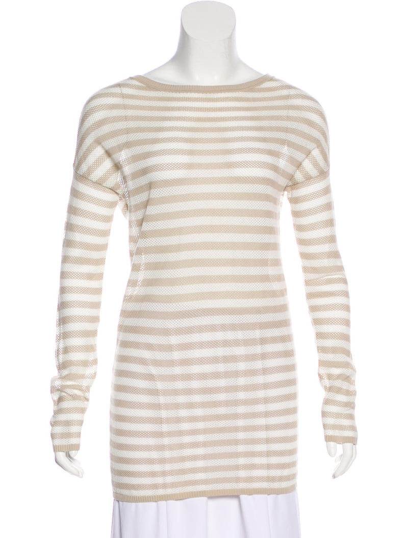 Akris Punto Striped Sweater