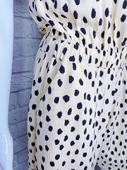 Kate Spade New York Polka Dot Romper