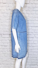Marc Jacobs Vintage Indigo Jean Dress