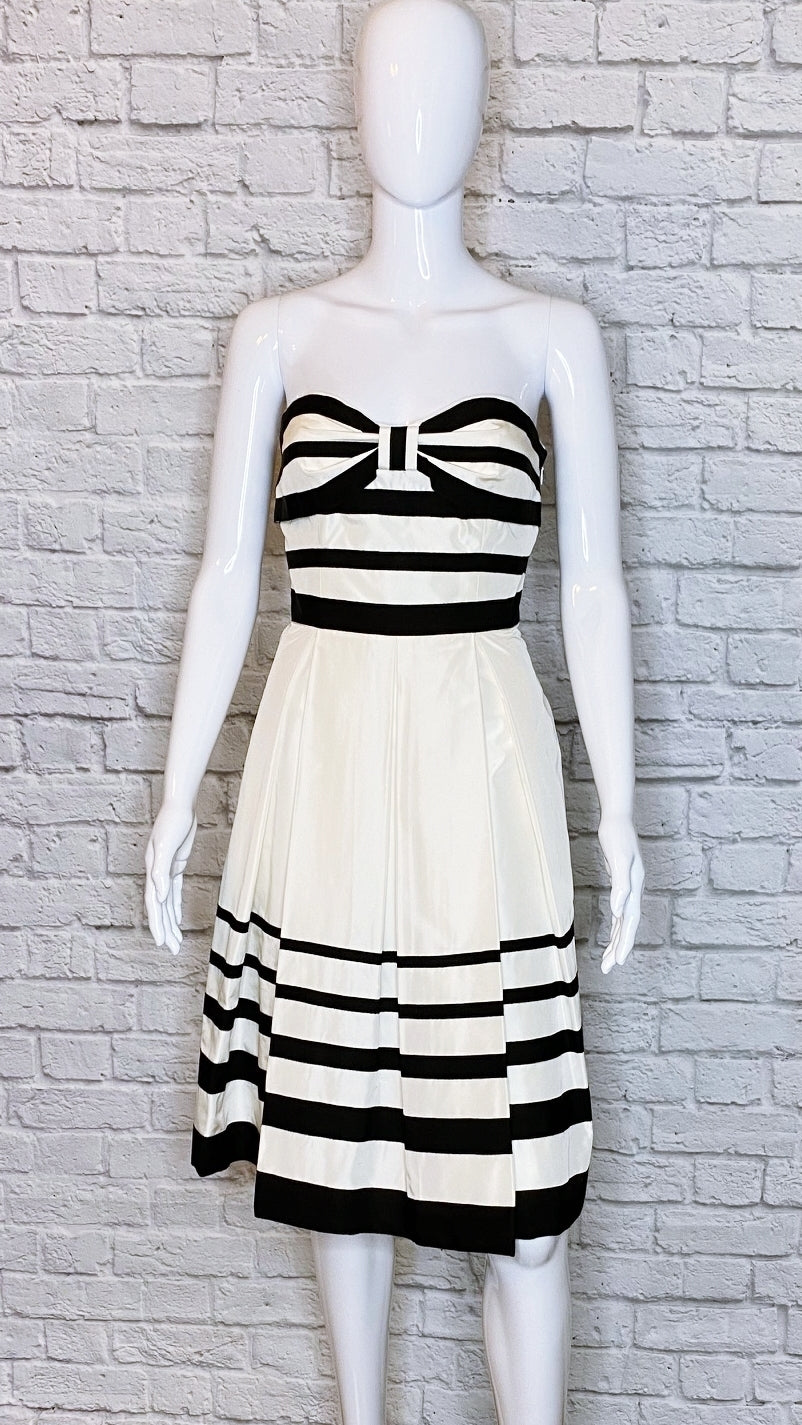 Kate Spade New York 'Mirabelle' Strapless Cocktail Dress
