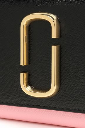 Marc Jacobs Snapshot Logo-Embellished Purse