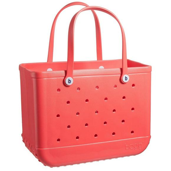 Bogg Bag 'Coral Me Mine' Original Large Tote