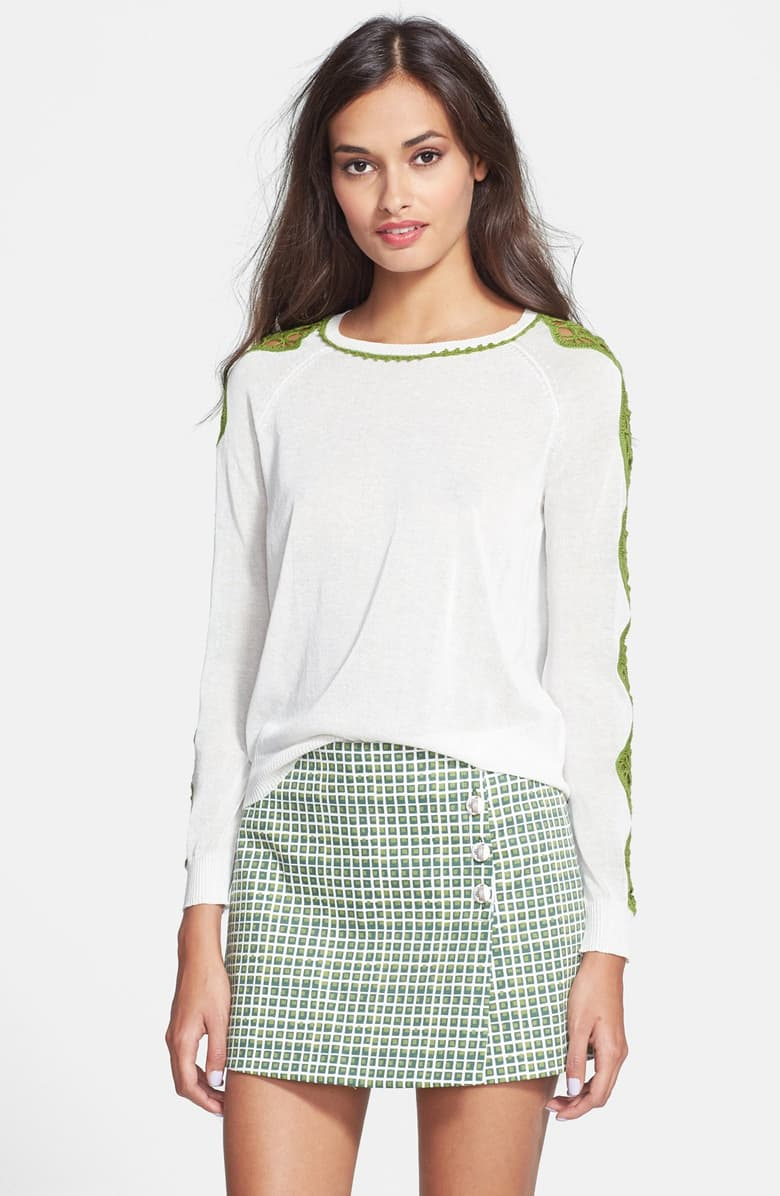 Tory Burch 'Scarlet' Sweater