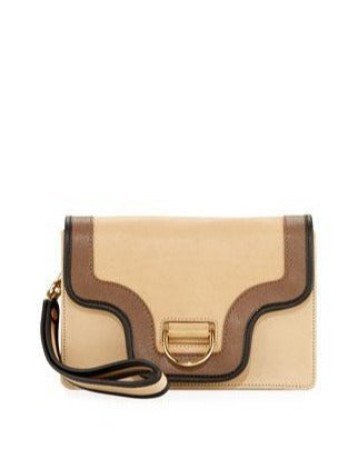 Marc Jacobs 'Uptown' Leather Envelope Clutch