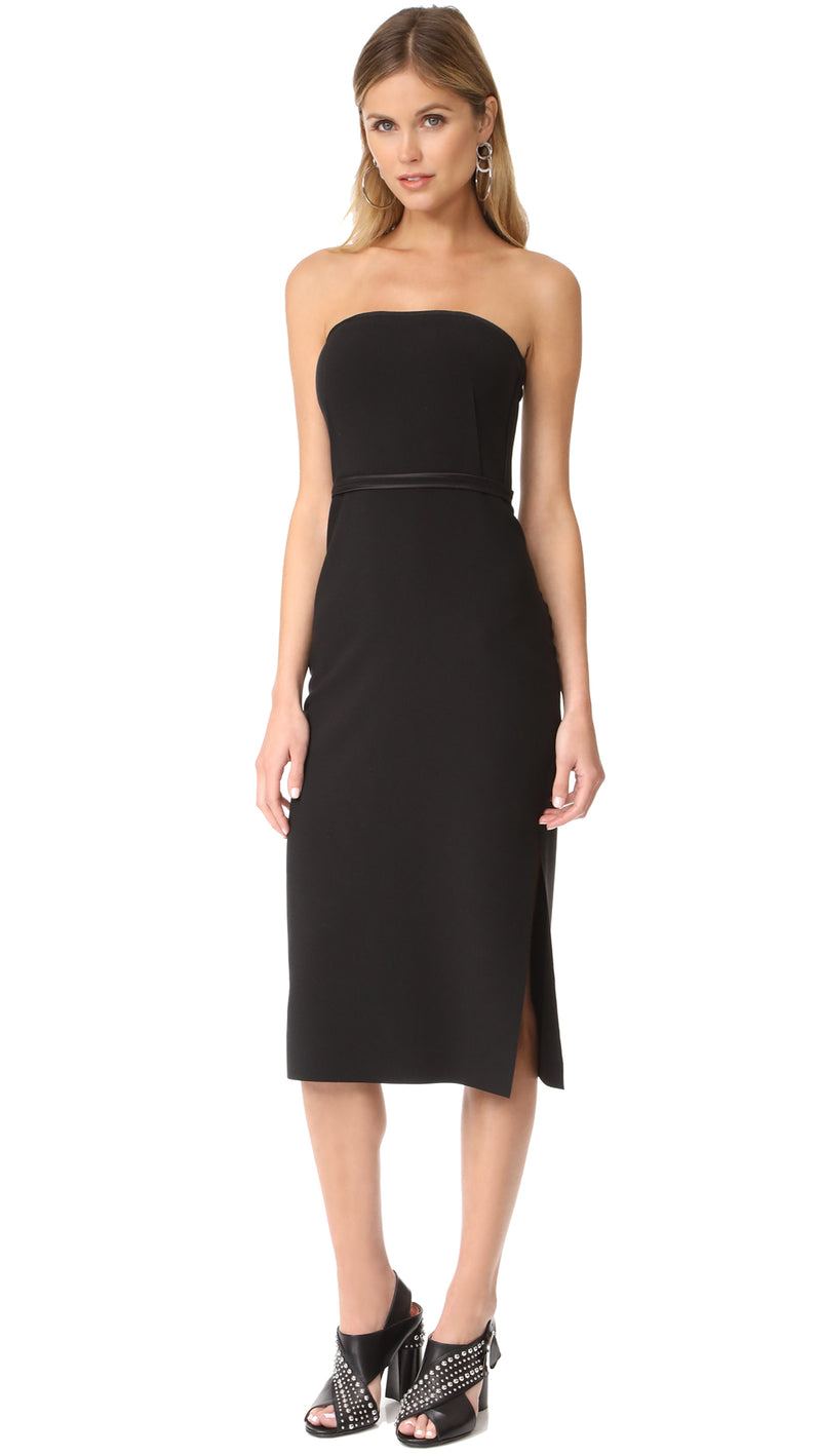 Elizabeth and James Classic 'Sierra' Strapless Cocktail Dress