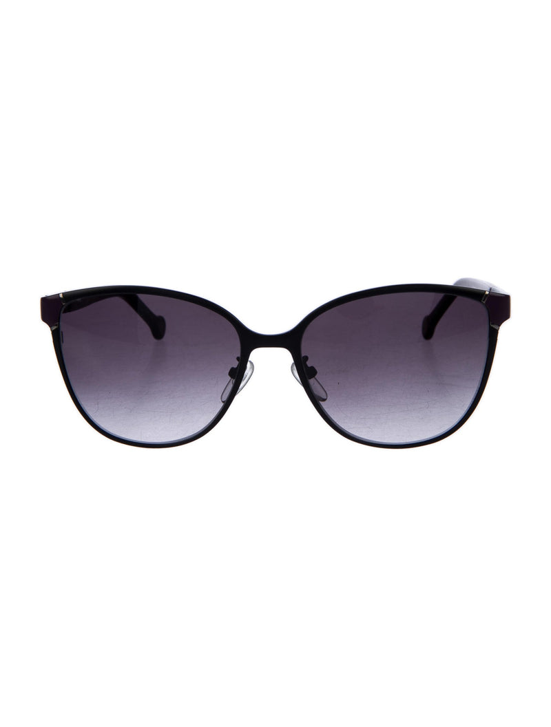 Carolina Herrera Cat-Eye Gradient Sunglasses