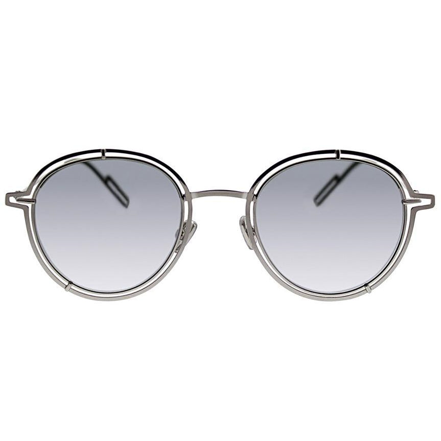 Christian Dior Unisex Round Mirrored Sunglasses
