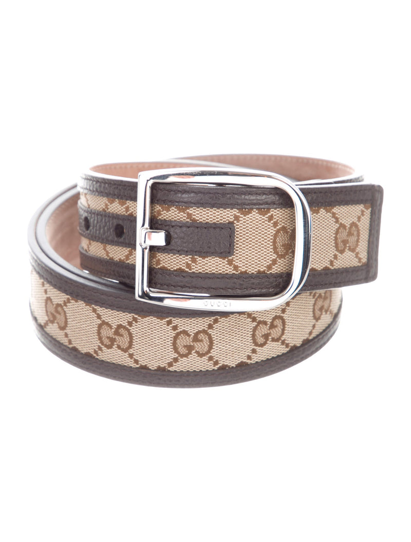 Gucci 'Guccissima' Hip Belt