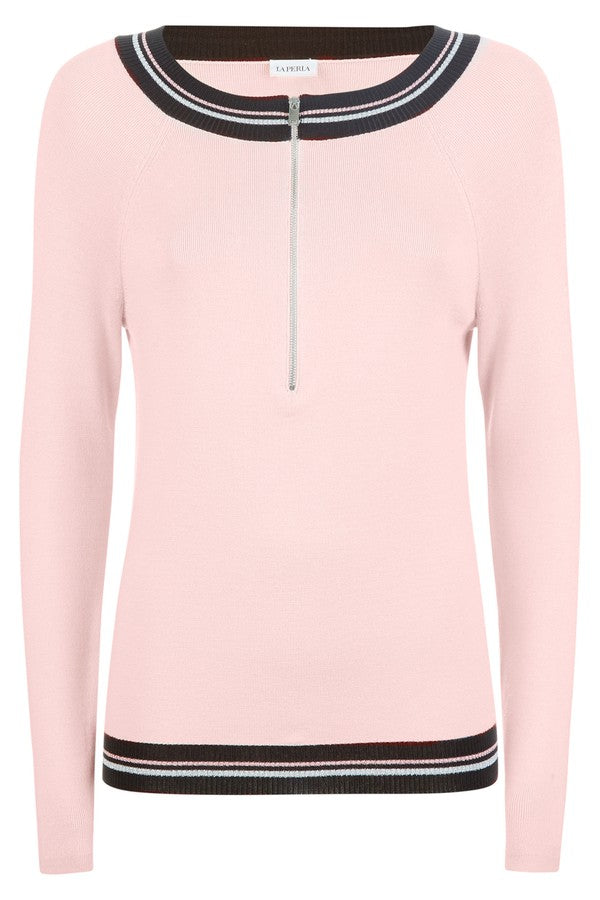 La Perla Silk Lightweight Sweater