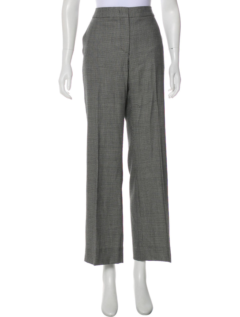 Max Mara 'Alessia' Virgin Wool Pants