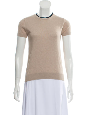 Weekend MaxMara Casual Knit Top