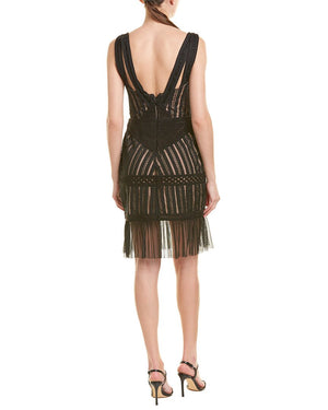Nicole Miller Flapper-style Cocktail Dress