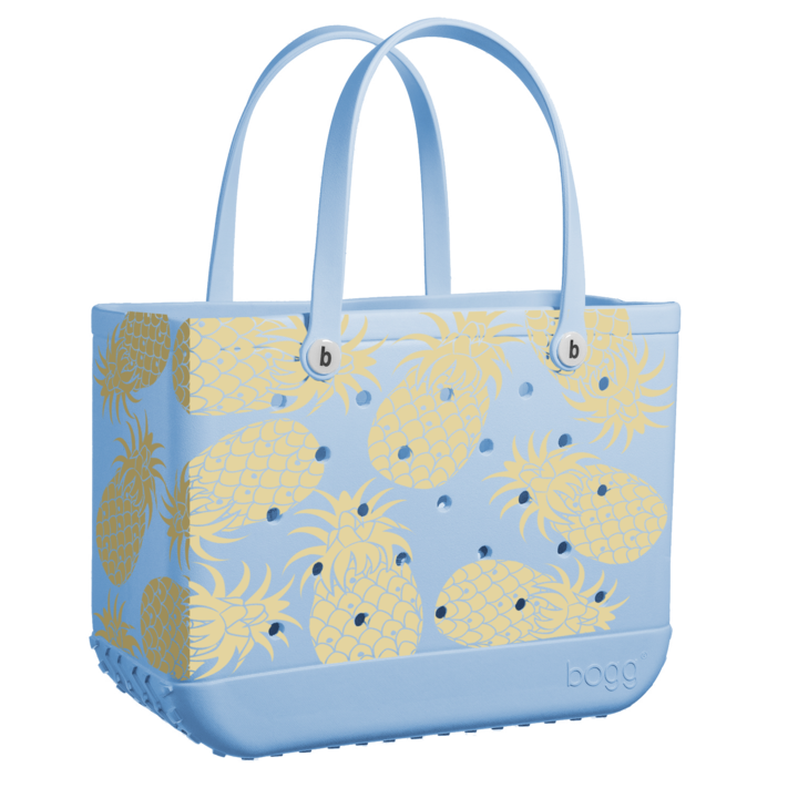 Bogg Bag Limited Edition 'Pineapple Print' Large Tote