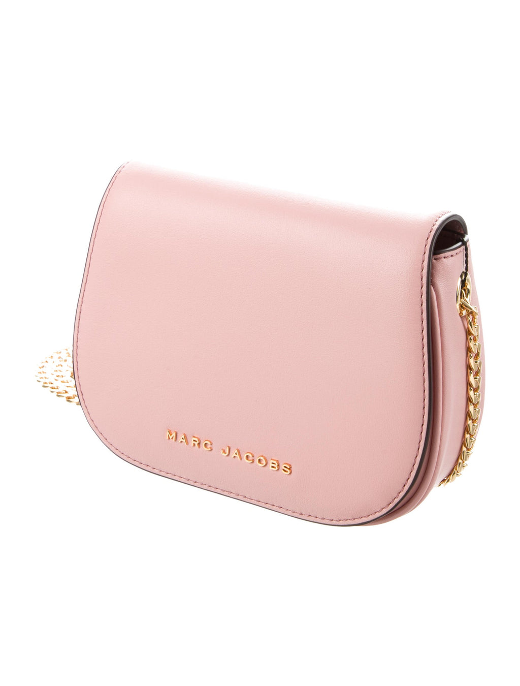 Marc Jacobs Rose 'Avenue' Logo Crossbody Bag