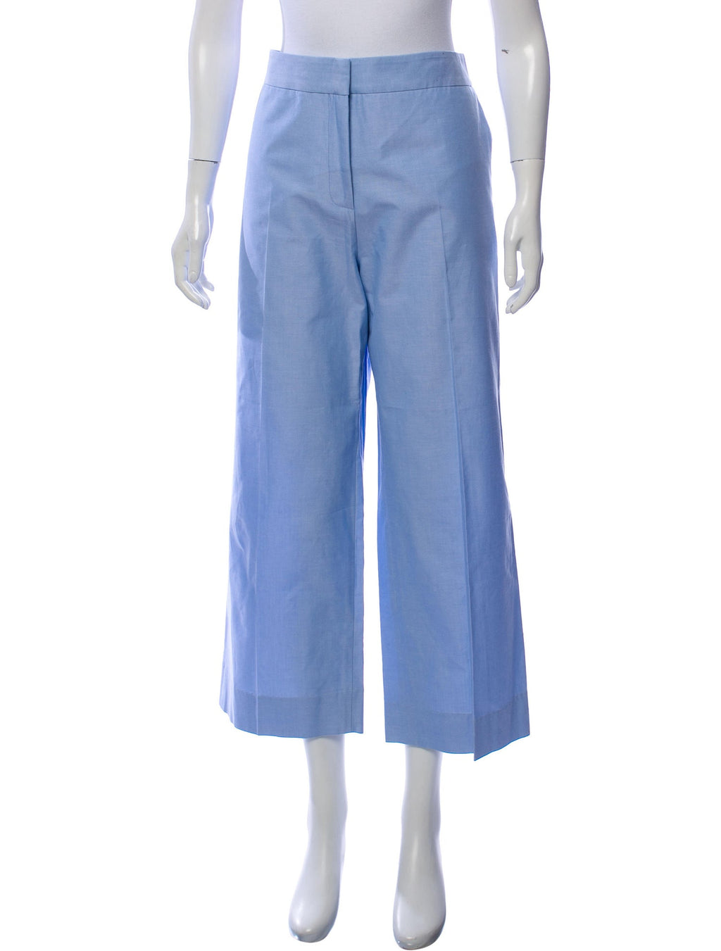 Protagonist Chambray Wide-Leg Pant