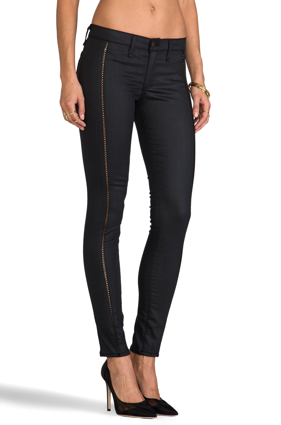 Rag & Bone Sexy Split Separating Pant