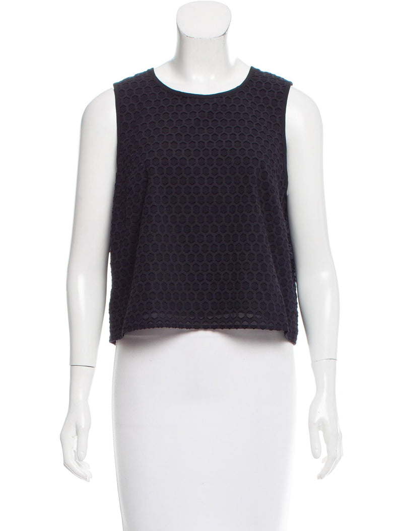 Rag & Bone 'Evie' Crop Top