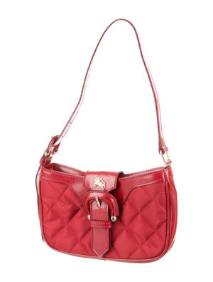 Burberry Vintage Mini Brook Hobo