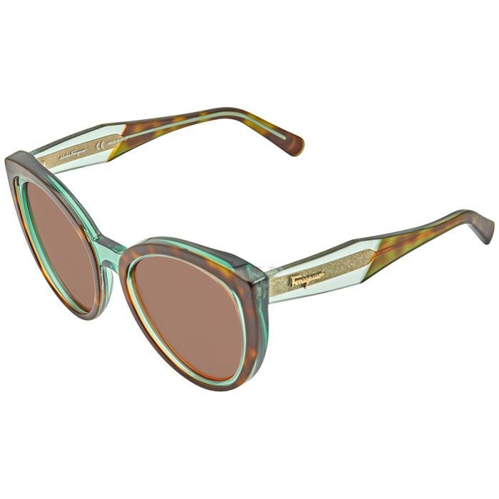 Salvatore Ferragamo Cat-Eye Sunglasses