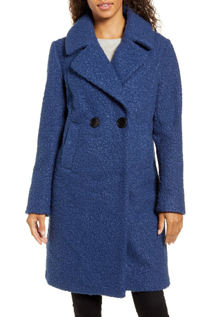 Sam Edelman Snap Button Boucle Coat