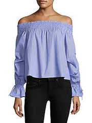 Rebecca Minkoff 'Nicola' Off-The-Shoulder Top