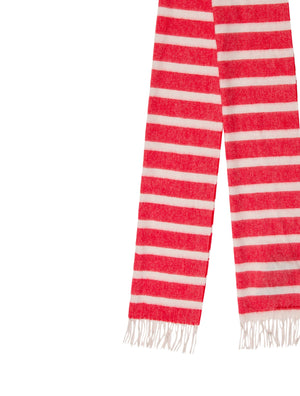 Weekend MaxMara Wool Stripe Scarf