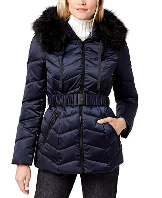 Tahari Medium Galaxy Down Coat