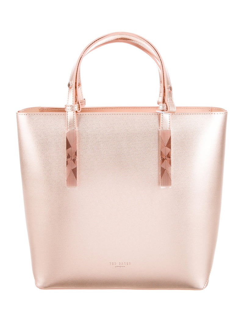 Ted Baker Metallic Shopper Tote